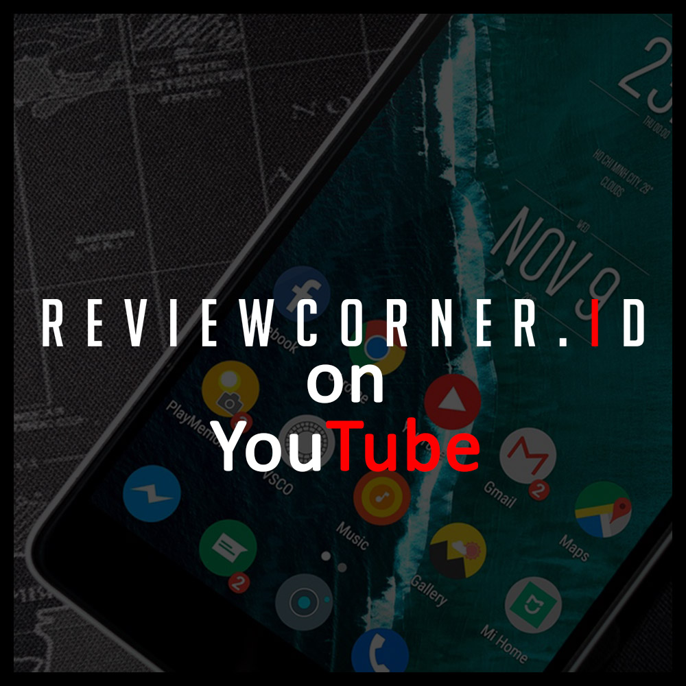 reviewcorner.id on YouTube