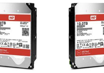 Western Digital Red 10 TB