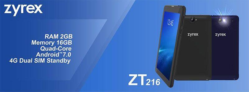 Zyrex ZT 216 4G