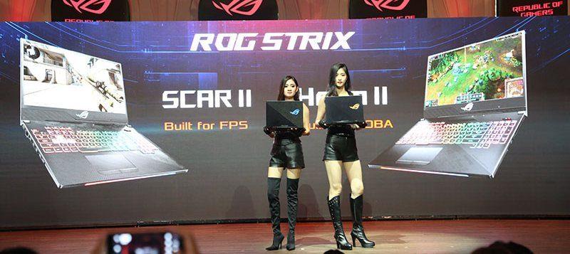Asus ROG Strix GL504