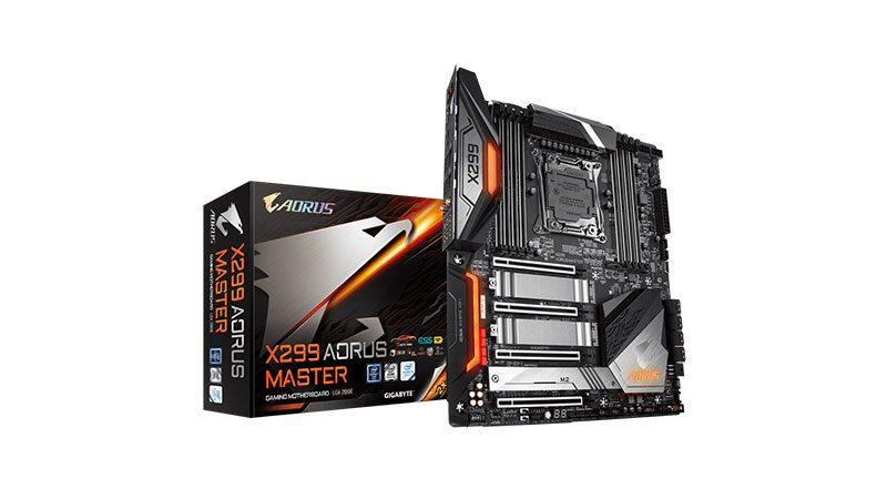 Gigabyte X299 Aorus Master