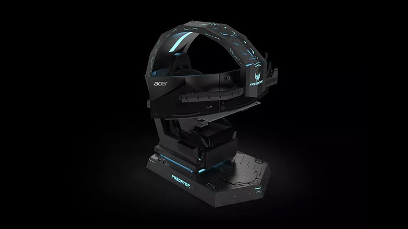 Acer Predator Thronos
