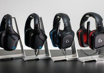 Headset Gaming Logitech