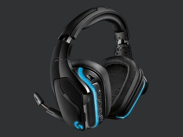 Headset Gaming Logitech G935