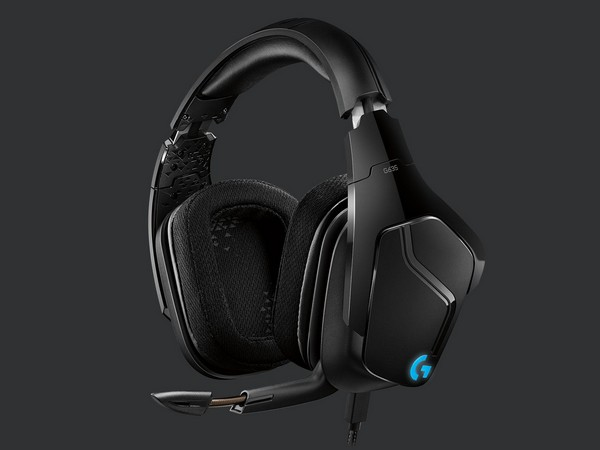 Headset Gaming Logitech G635