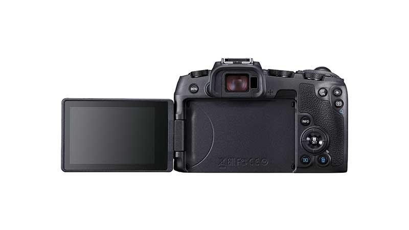 Layar Canon EOS RP