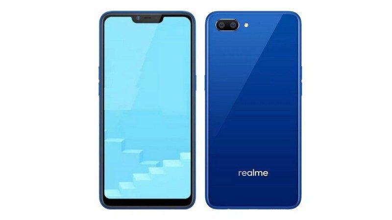 Realme C1 (2019) Front & Rear