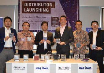 Fujifilm Ultrium LTO & Harrisma