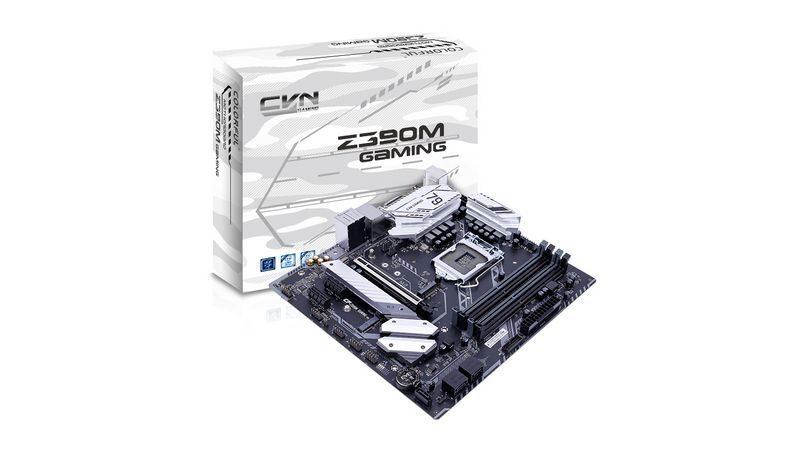 Colorful CVN Z390M Gaming V20
