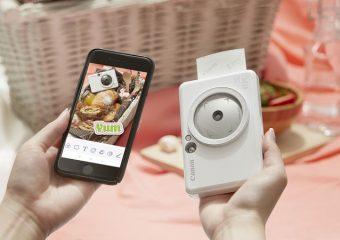 Kamera Instan Printer Foto Canon iNSPiC