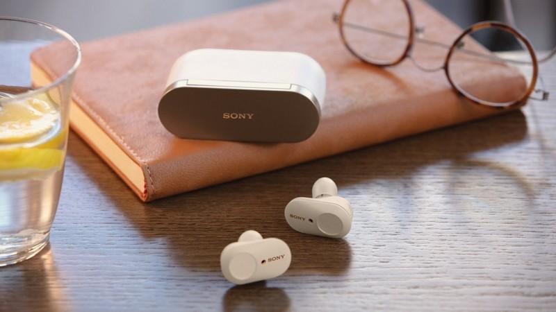 Earphone True Wireless Sony WF-1000XM3