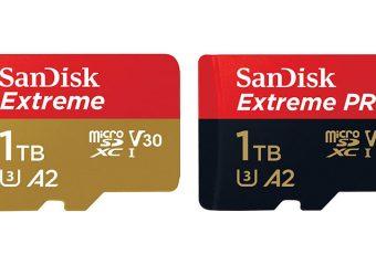 SanDisk Extreme & Extreme Pro