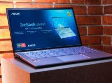 Asus ZenBook UM431