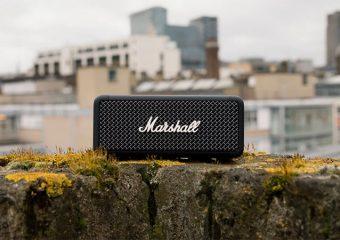Speaker Bluetooth Marshall Emberton