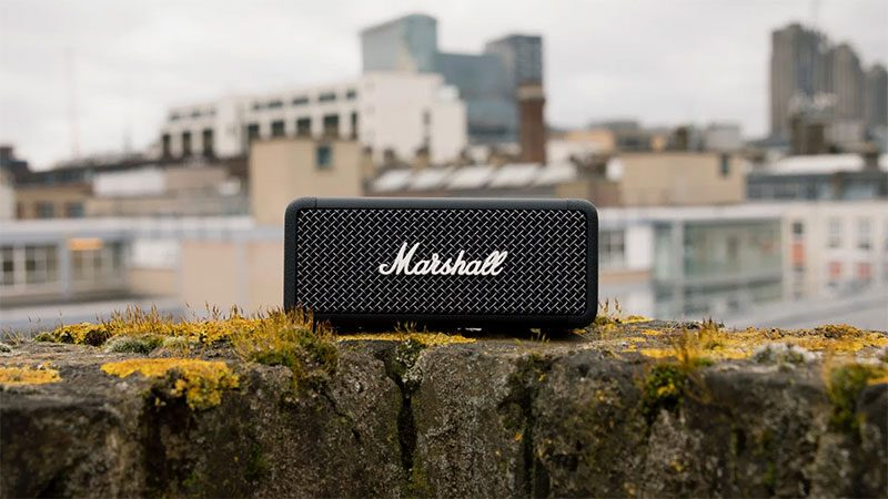 Speaker Bluetooth Marshall Emberton