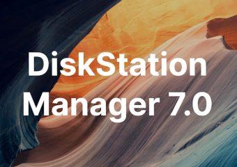 Synology DiskStation Manager DSM 7.0
